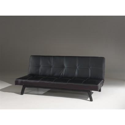 clic-clac Manhattan, PVC, noir