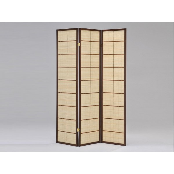 paravent bamboo wengu d co meubles. Black Bedroom Furniture Sets. Home Design Ideas